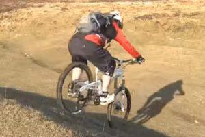 Técnica de bajada con una Bicicleta de Montaña